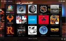 AMAZON FIRE STICK UNLOCKED Free Movies, TV, free PPV, Sports Plug'n'Play 1080 HD