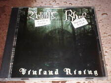 Bellum/Rhune split-CD (2005) Goatmoon, drowning the light, Horna, MGLA, Baptism