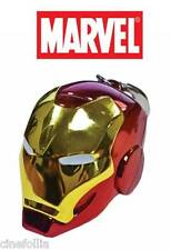 Portachiavi Iron Man helmet color Metal Keychain ufficiale Marvel Semic