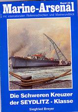 incrociatori tedeschi classe seydlitz
