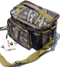 MOSSY OAK CAMOUFLAGE INSULATED COOLER BAG PERFECT LUNCH BOX