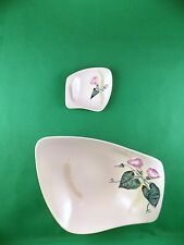 Carlton Ware Convolvulus Serving Large and Small Dish