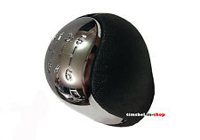 6 SPEED GEAR SHIFT KNOB CHROME OPEL VAUXHALL VECTRA C VECTRA B ASTRA G COMBO