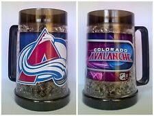 Colorado Avalanche NHL Logo Freezer Drinking Tankard Mug
