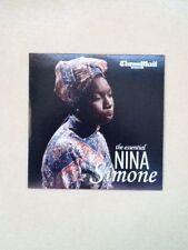 Nina Simone The Essential album [CD] Tomorrow Mood Indigo He Needs Me