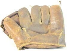 Antique Catchers Baseball Mitt