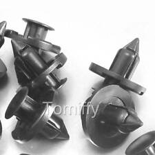 30 Pcs Rivet Clips Retainer Bumper Fender Clip For Infiniti G35 Sedan Coupe FX35