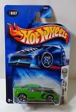 Hot Wheels 2004 First Editions #37/100 Rapid Transit collector #037