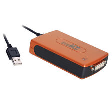 TRITTON SEE2 Xtreme External Video Card USB to DVI Adapter for Extended Desktop