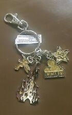 Disneyland Resort Paris 25th anniversary keyring OFFICIAL