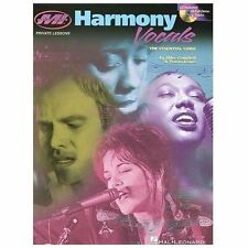 Harmony Vocals : The Essential Guide (2001, CD / Paperback)