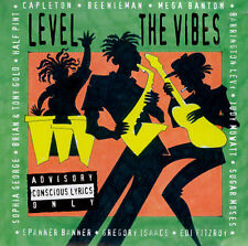 Level the Vibes, Vol. 1 by Various Artists (CD, Jun-1995, Pow Wow)