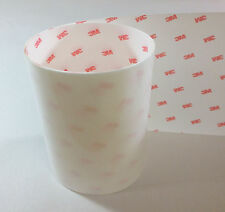 "6"" x 60"" Genuine 3M Scotchgard Paint Protection Film Bulk Roll Clear Bra"