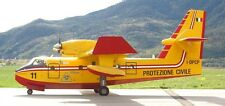 Canadair CL-215 Amphibious Aircraft Wood Model Replica Large Free Shipping