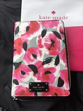 Kate Spade 2017 Grove Street RoseBed Floral Rose Pink Personal Organizer Planner