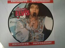"#Elvis Presley ""Picture of Elvis II"" Picturedisc Denmark Record AR 30.002"