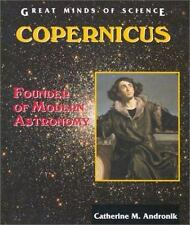 Copernicus: Founder of Modern Astronomy (Great Minds of Science)-ExLibrary
