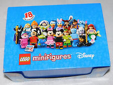 NIP Sealed Set 18 Lego Disney Series Collectible Minifigures Complete CMF 71012