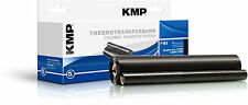 KMP faxrolle para Brother PC 101 fax 1150p 1200p 1700p intellifax 1150 Black, etc.