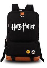 Harry Potter Backpack School Bag Children Student Boys Girls Luminous Design