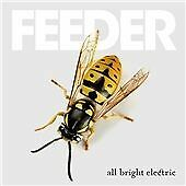 FEEDER ALL BRIGHT ELECTRIC LIMITED EDITION DELUXE CD - 2016