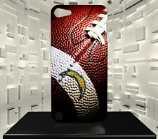 Coque rigide pour iPod Touch 5 San Diego Chargers NFL Team 03