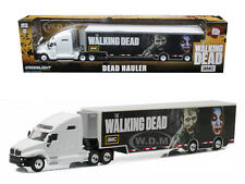 KENWORTH T2000 HAULER THE WALKING DEAD TV SERIES 1/64 DIECAST GREENLIGHT 29849
