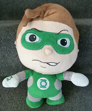 PLAY BY PLAY LITTLE MATES GREEN LANTERN COMIC HERO PLUSH SOFT TOY  approx 10""