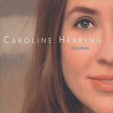 "New CD Caroline Herring ""Wellspring"" free US shipping"