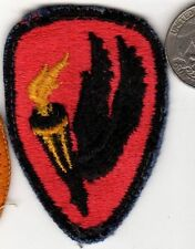 Original US ARMY Vietnam Desert Storm era Color Patch Regiment Division DUI