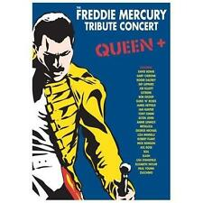 "The ""QUEEN'S"" Freddie Mercury Tribute Concert (DVD, 2013, 3-Disc Set)"
