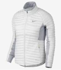 NWT Nike AEROLOFT Golf Jacket White Women's Medium 685450 121 $230
