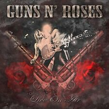 Guns N Roses 'Live On Air' (New 4CD)
