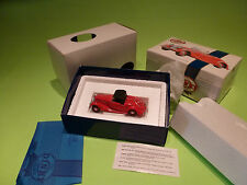 DINKY TOYS DY-S17 TRIUMPH DOLOMITE 1939 - RED -  MINT CONDITION IN BOX