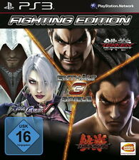 Fighting Edition (SoulCalibur V / Tekken Tag Tournament 2 / Tekken 6) (Sony...
