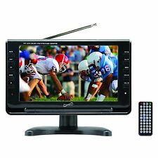 BRAND NEW Supersonic SC-499 9-Inch Portable Digital LCD Television