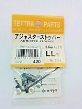 Tettra Parts - Adjuster Stopper for push rods, control wires etc - 2504