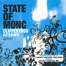 FREE US SH (int'l sh=$0-$3) ~LikeNew CD State of Monc: Clippertron Extended (Dig