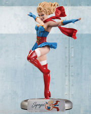 Bombshells Supergirl Statue 1st Edition DC Collectibles Superman NEW SEALED