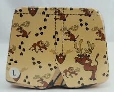 S (30-32) NWT MOOSE Magic Boxer Shorts Expand in Water! Gift, Stocking Stuffer