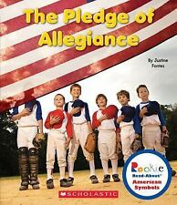 The Pledge of Allegiance (Rookie Read-About: American Symbols)-ExLibrary
