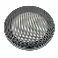 "Universal 5-1/4"", 5.25"" Car Audio Speaker Metal Black Grill Cover Guard Protecto"