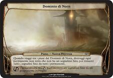 PLANECHASE PLANE PIANO Dominio di Norn - Norn's Dominion MTG MAGIC PCh Ita