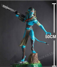 Movie Avatar Jake Sully Assemble  Action Figure James Cameron's Statue