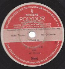 Mimi Thoma 1939 auf Siemens : Peterle + Märchen und Liebe