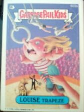 Garbage Pail Kids GPK Original Series 13 #503a Louise Trapeze NrMint-Mint