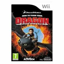 How To Train Your Dragon (Wii), Very Good Nintendo Wii, Nintendo Wii Video Games