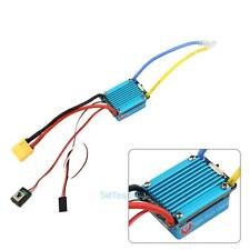 160A Waterproof Brushed Speed Controller ESC with BEC for RC Car Truck Boat XT60