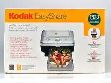 KODAK EASYSHARE PD3 PRINTER DOCK SERIE 3 NUOVA/NEW