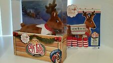 The elf on the shelf elf pets reindeer and I polar pattern set with reversible b